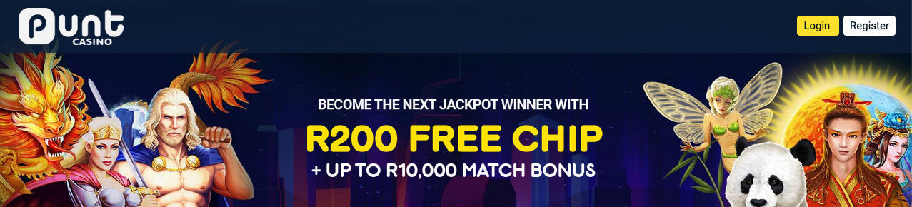 Punt Casino Online South Africa
