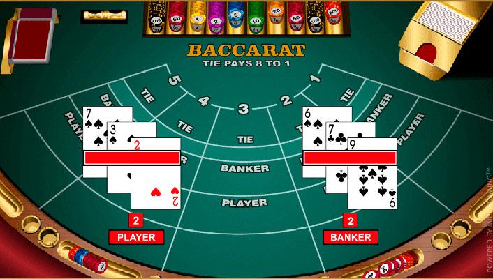 Live Dealer Baccarat