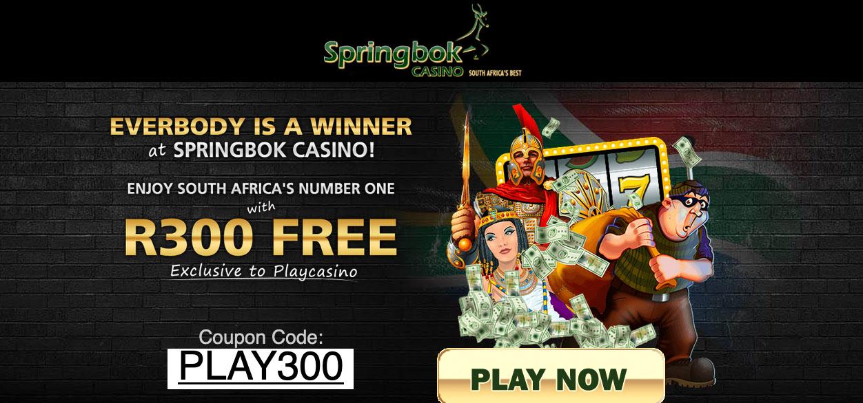 Springbok Casino Online South Africa